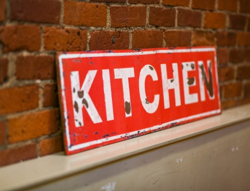 Kitchen at HPL Temporarily Closed